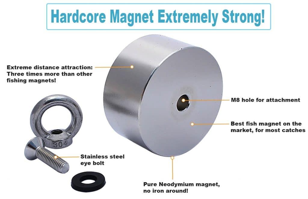 Magnetar Hardcore Bergemagnet online kaufen
