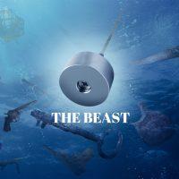 Beast Bergemagnet